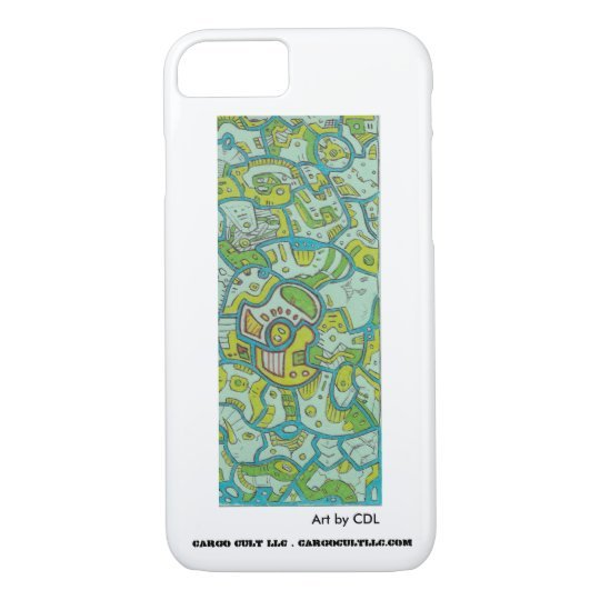 Inca Design iPhone 8/7 Case