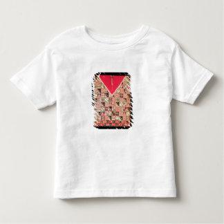 Inca 'Poncho', Bolivia, c.1500 (wool) T-shirt