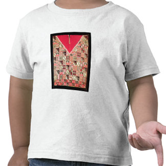 Inca 'Poncho', Bolivia, c.1500 (wool) Shirts