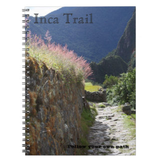 Inca Trail Notebook