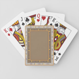 Incan Pattern Playing Cards