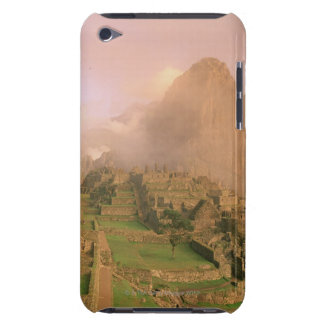 Incan ruins at the base of Machu Picchu in the iPod Touch Cover