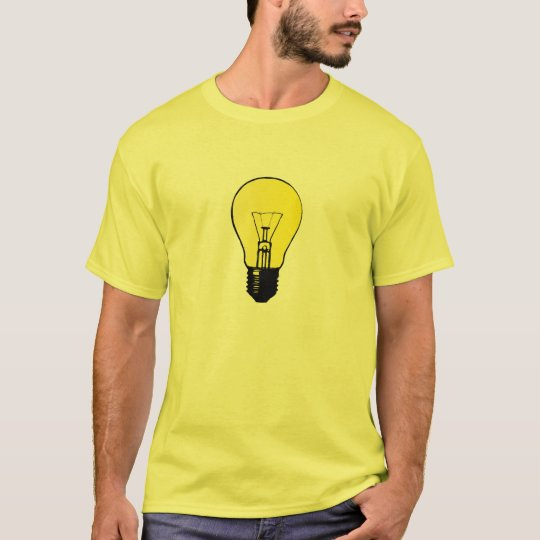 Incandescent Light Bulb T-Shirt