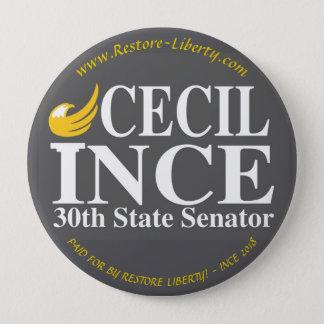 Ince 2018 Campaign Button