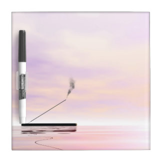 Incense - 3D render Dry Erase Board