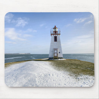 Inch Arran Lighthouse | New Brunswick Mouse Mat