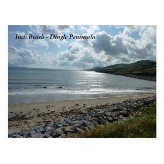 Inch Beach Postcard