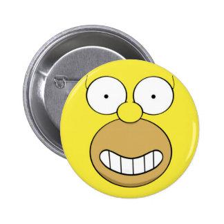Inch Round Button