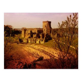 Inchcolm Abbey Post Card