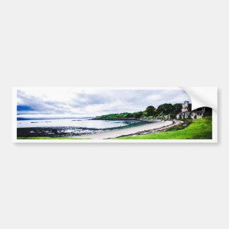 Inchcolm Island Bumper Sticker