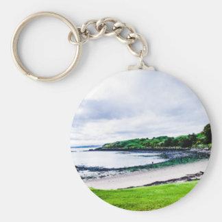 Inchcolm Island Key Ring