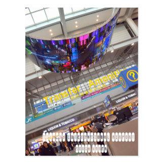 Incheon International Airport Postcard