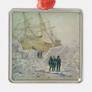 Incident on a Trading Journey: HMS Terror Christmas Ornament