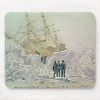 Incident on a Trading Journey: HMS Terror Mouse Mat