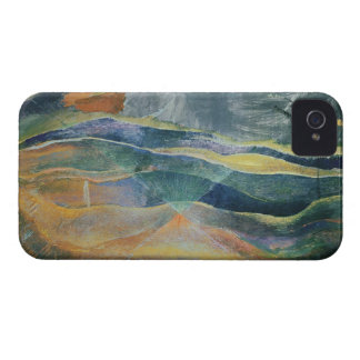 Incidents of Colours and Plains (tempera and penci iPhone 4 Covers