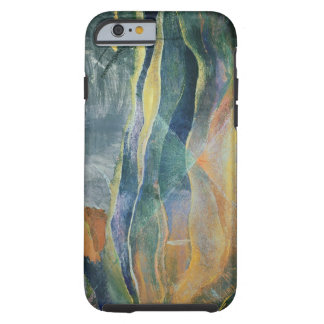 Incidents of Colours and Plains (tempera and penci Tough iPhone 6 Case