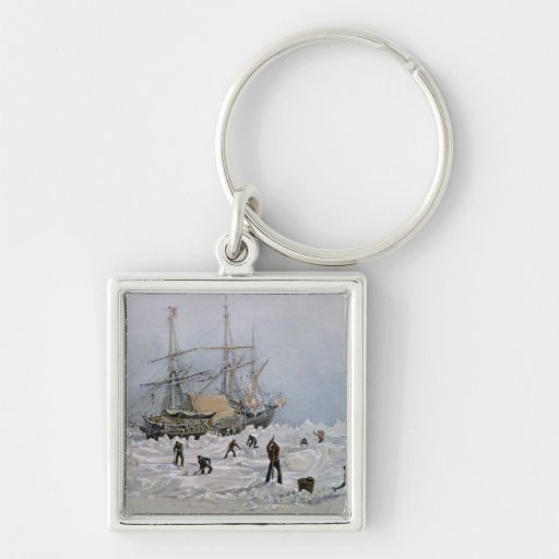 Incidents on a Trading Journey: HMS Terror Key Chains