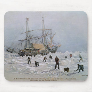 Incidents on a Trading Journey: HMS Terror Mouse Mat