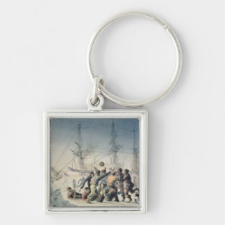 Incidents on a Trading Journey Key Ring