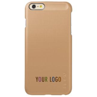 Incipio iPhone 6 6s Plus Rose Gold Case Logoed