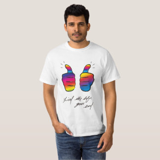 Including the request (love bloom) T-Shirt