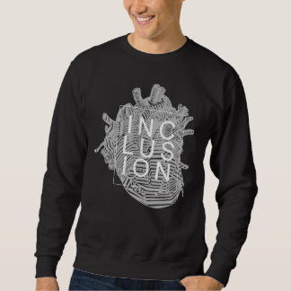 Inclusion Heart Anatomy Sweatshirt