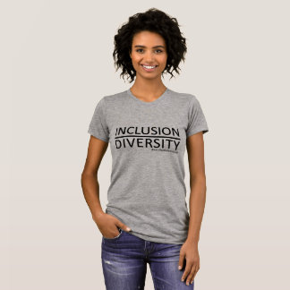 Inclusion Over Diversity T-Shirt