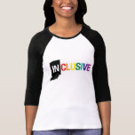 Inclusive Indiana | Women's Long T-Shirt
