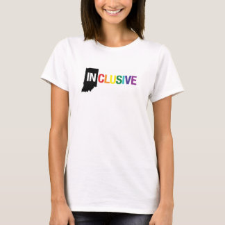 Inclusive Indiana | Women's T-Shirt