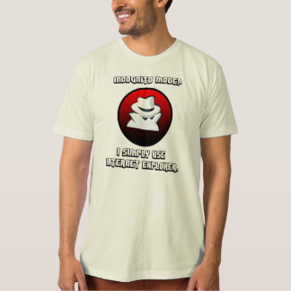 Incognito Mode T-Shirt