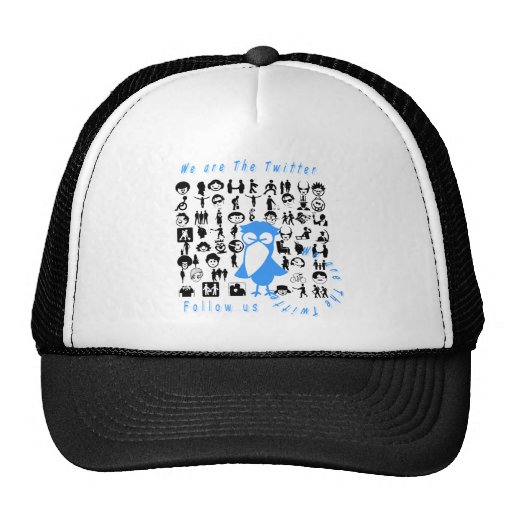 incoming goods-acres the Twitter Hats