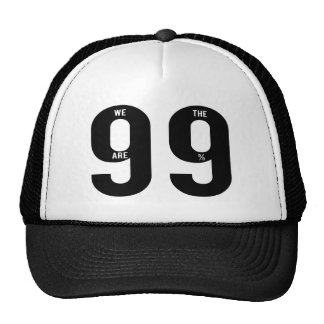 Incoming goods of acres the 99 Percent. Mesh Hats