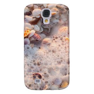 Incoming Surf And Seashells On Sanibel Island Galaxy S4 Case