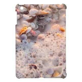Incoming Surf And Seashells On Sanibel Island iPad Mini Cover