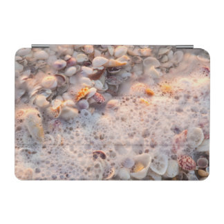 Incoming Surf And Seashells On Sanibel Island iPad Mini Cover