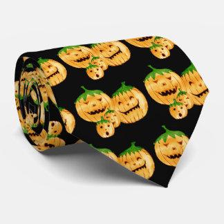 Incorrigible Pumpkins, patterned Tie