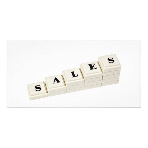 Increasing Sales Photo Cards