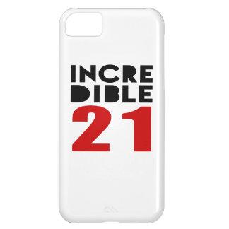 Incredible 21 Birthday Designs iPhone 5C Case