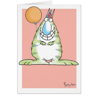 INCREDIBLE FEATS Birthday Card