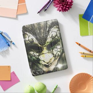 Incredible Fractal Deep Dreams of a Venetian Mask iPad Pro Cover