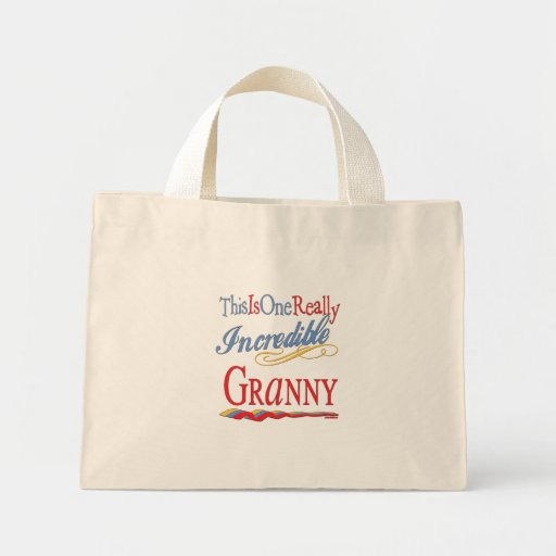 Incredible GRANNY Bag