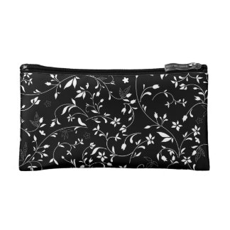 Incredible Simple Floral Creative Cosmetics Bags