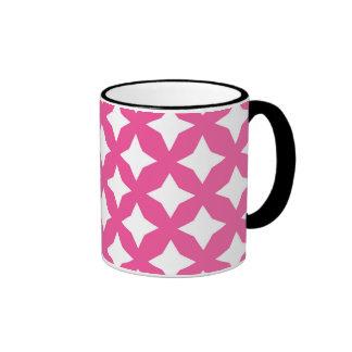 Incredible Simple Floral Creative Ringer Mug