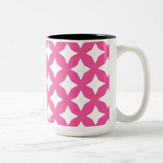 Incredible Simple Floral Creative Two-Tone Mug
