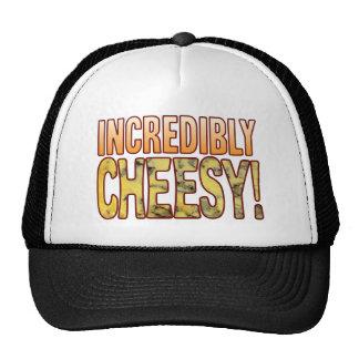 Incredibly Blue Cheesy Cap