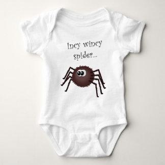 Incy wincy spider baby bodysuit