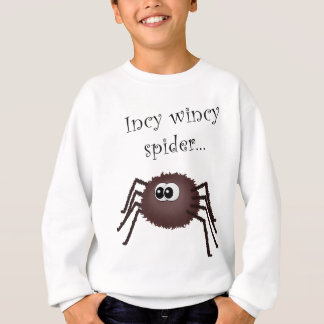 Incy wincy spider t-shirt