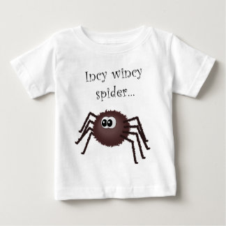 Incy wincy spider t-shirt for toddlers