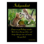 Independant Posters Animal 23