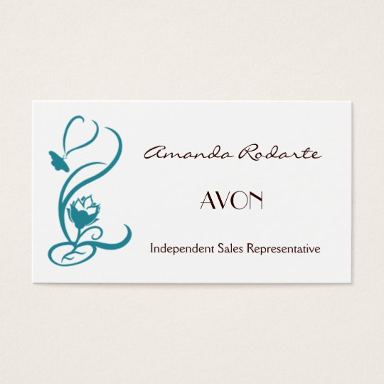 Independant Sales Representative , Amanda Rodarte Business Card